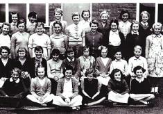 Girls School Class