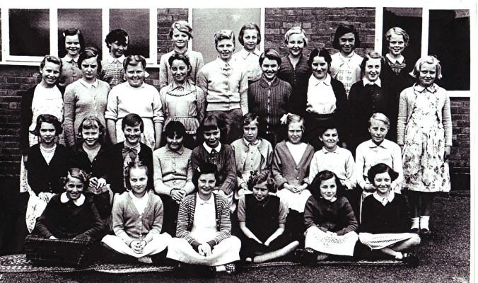 Girls School Class | Geoff Webb