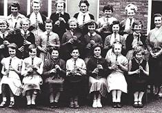 Girls School Recorder Class