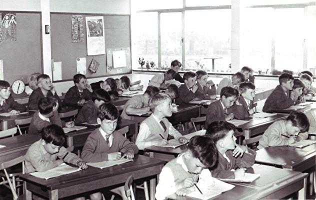 Junior School Class | Geoff Webb