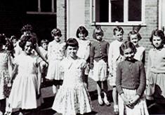 Girls School group