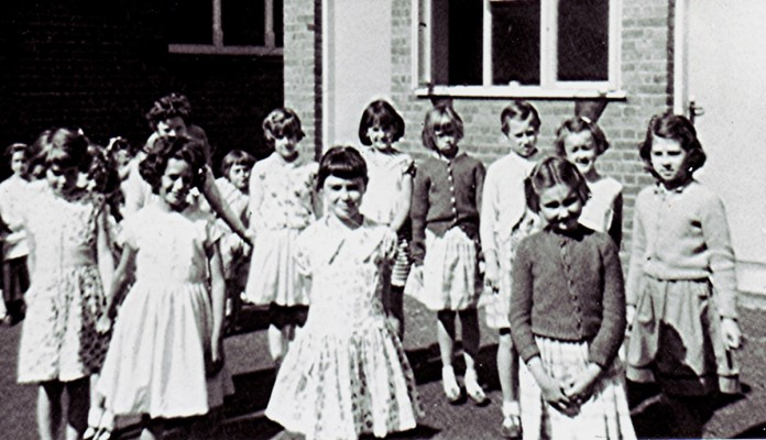 Girls School group | Geoff Webb