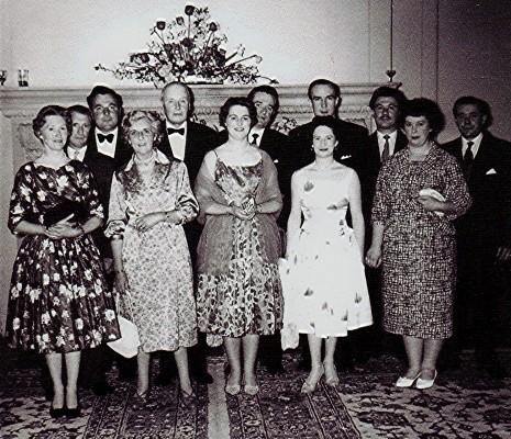 Cricket Club Dinner, c.1961 | Geoff Webb