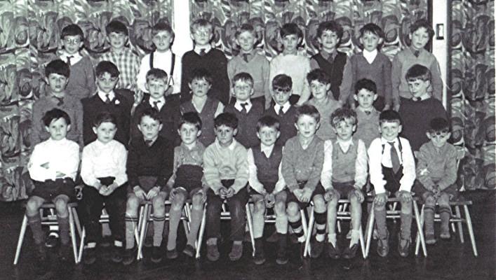 Junior School c.1961 | Geoff Webb