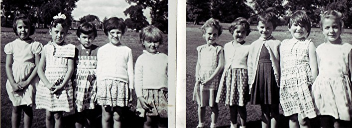 Infant School Groups 1961 | Photographs donated by the late Miss Flora Humm