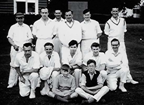 Cricket Club X1, 1962 | Geoff Webb