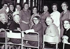 Womens Institute Choir,c.1965