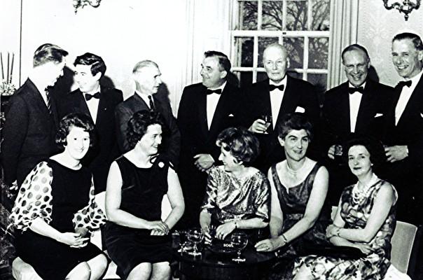 Cricket Club Dinner, c.1965 | Geoff Webb