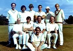 Cricket Club 2nd X1, c.1965