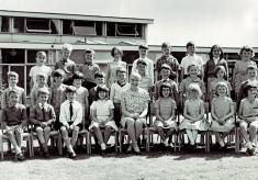 Junior School First Year Class