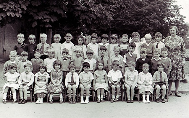 Infant School Annexe Class | Photograph donated by the late Flora Humm