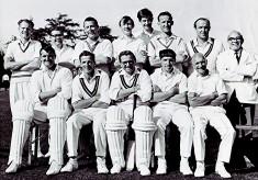 Cricket Club 1967