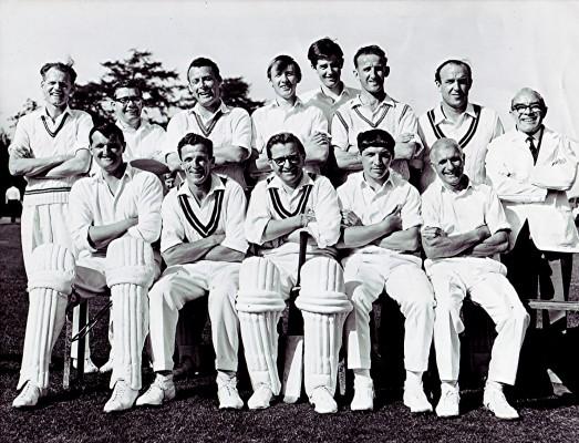Cricket Club 1967 | Geoff Webb