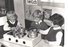 Infants School Pupils