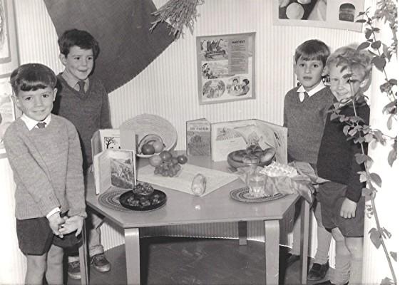 Infants School Pupils   Geoff Webb