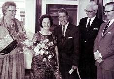 Miss Stocks' Retirement - 1968
