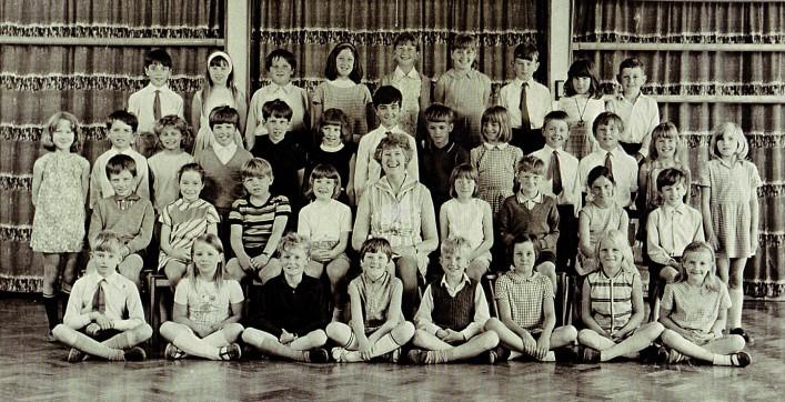 Junior School 1968 | Geoff Webb