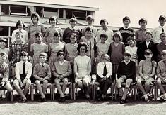Junior School Class, c.1969