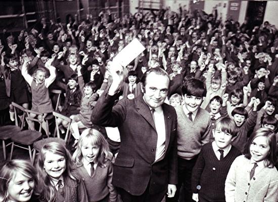 Junior School Fund Raising | Geoff Webb