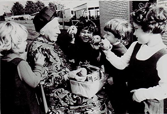 Infants School Harvest Celebration | Geoff Webb