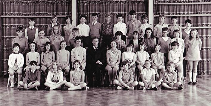 Class of 1970 | Geoff Webb