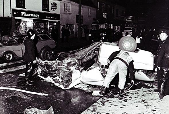 High Street Accident | Geoff Webb