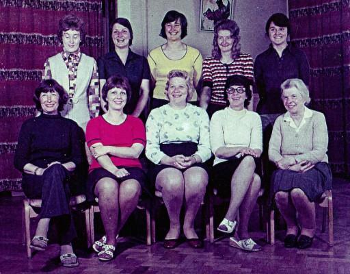 Junior School Dinner Ladies | Geoff Webb