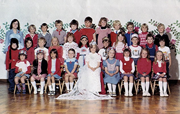 Infants School Class.1976 | Geoff Webb