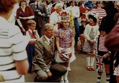 The Queen's Silver Jubilee Celebration