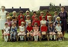 Infants School, 1980