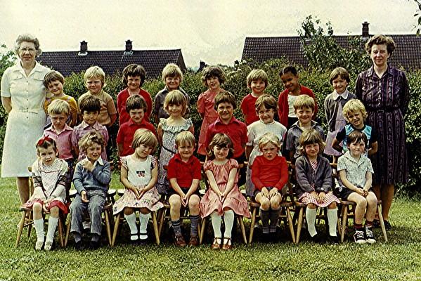 Infants School 1980 | Geoff Webb