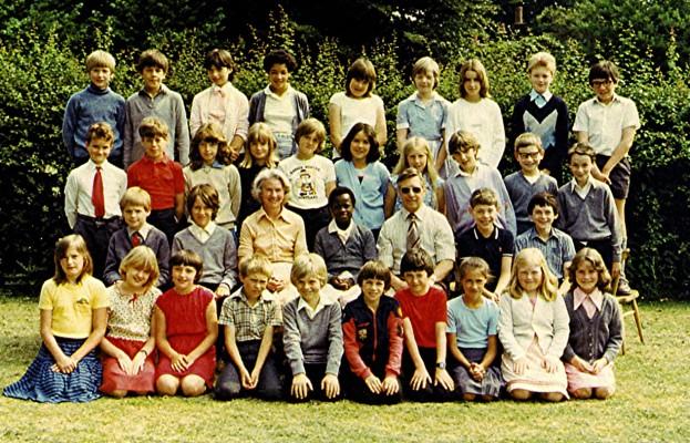 Junior School Group | Geoff Webb