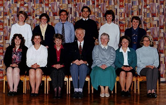 Junior School Staff | Geoff Webb