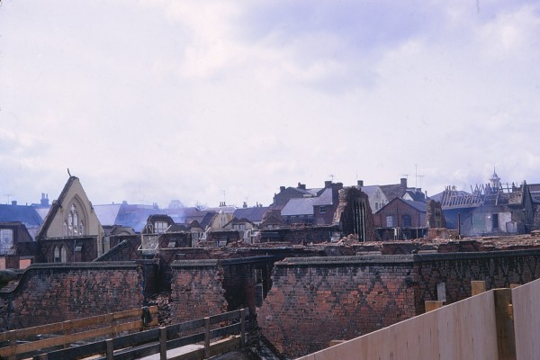 demolition 1971 | H Pegrum
