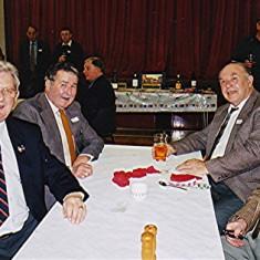Left to right: Ron Dunham, Ray Webb, John Pidgeon, Frank Smith   Geoff Webb