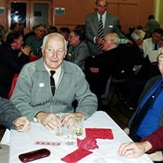 Left to right: John Archer, Norman Shepherd, Jim Smith and John Tingey | Geoff Webb