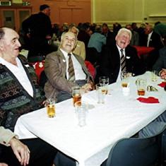 Left to right: Peter Penny, Maurice 'Mo' Smith, John Pidgeon, 'Snowy' Nunn, Tony Dickinson, Alan Anstee and Alan Clark | Geoff Webb