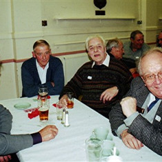 Left to right: Terry O'Dell, Tom Archer, Tom Belshaw, Peter Flitton | Geoff Webb