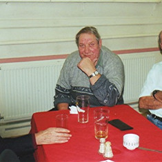 Left to right: George Murphy, Roy Flitton and Stephen Murphy | Geoff Webb