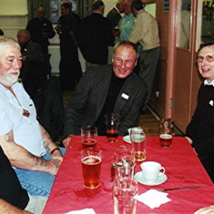 Left to right: George and Bob Braddon, Frank Yates, Jim Burrows and Alan Paynter | Geoff Webb