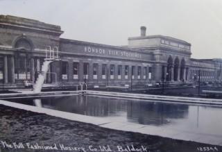 Bondor in Baldock: A brief history of an iconic building