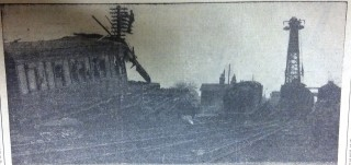 The train wreckage | Herts Advertiser, 15 February 1946, page 7