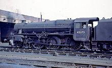 LMS Stanier Class 5 4-6-0 (