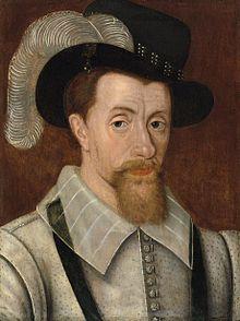 King James VI & I - artist unknown | Public domain