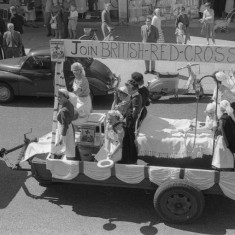 British Red Cross Float | John Yates