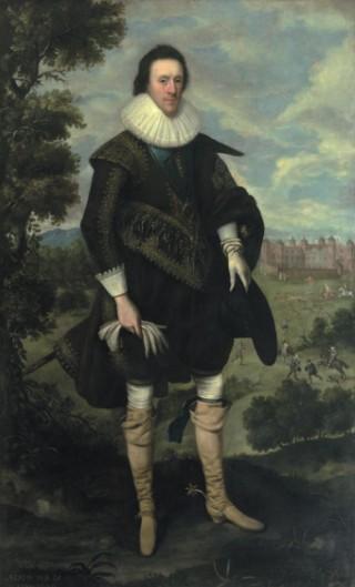 William Cecil, Earl of Salisbury | George Geldorp