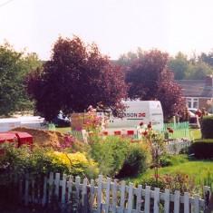 Arrival in June 2005 | Pamela Dobbs