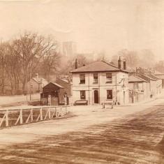Duke of Malborough, Holywell Hill about 1880