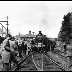 A 'special' at a steam rally in Hemel Hempstead | Lent by Ken Allen