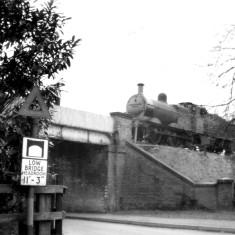 Approaching Heath Park Halt, Hemel Hempstead, in 1947. | © Alan J Willmott